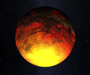 Hypothetical Planet Vulcan