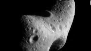 Near Earth Asteroid Eros