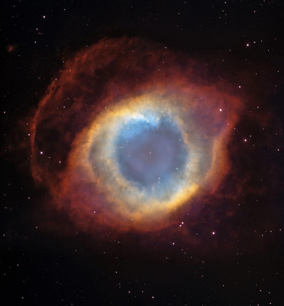 The Helix Nebula - Planetary Nebula